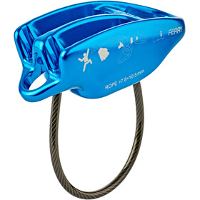 Ocun Ferry Belay blue